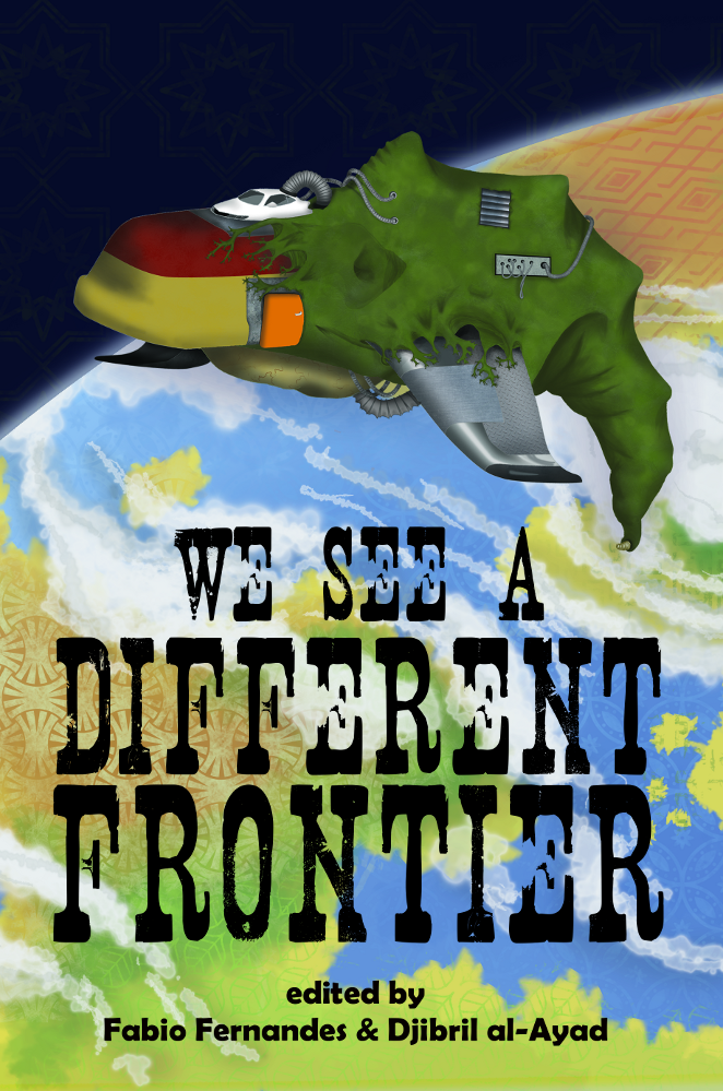 We See a Different Frontier cover