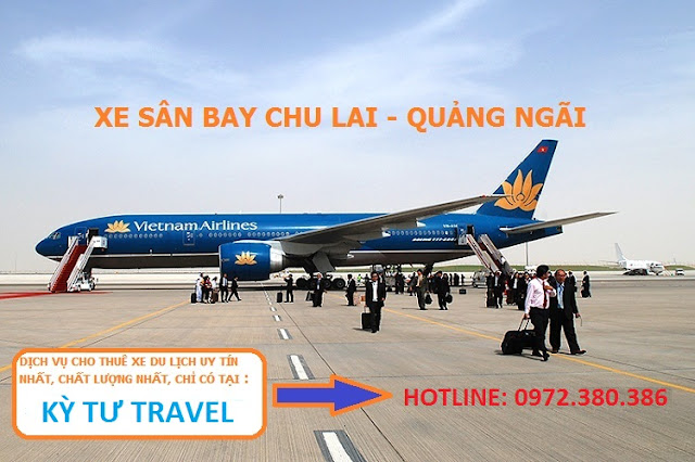 Sân bay Chu Lai - Quảng Ngãi