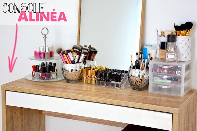 Rangements makeup mes trucs et astuces autour d 39 erynn - Trucs et astuces rangement maison ...