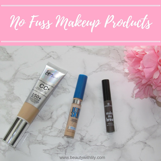 Easy, No Fuss Makeup Products | beautywithlily.com