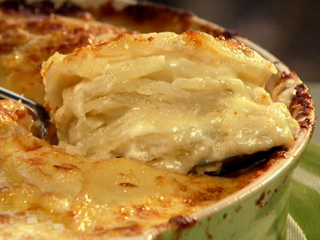 How to Make Tarragon Potato Casserole