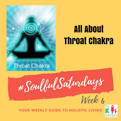 All About throat vishuddha Chakra - Chakra Balancing & Healing - #SoulfulSaturdays Week 6