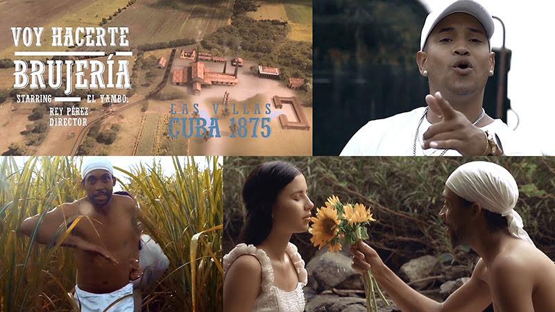 El Yambo - ¨Voy hacerte brujería¨ - Videoclip - Dirección: Renier (Rey) Pérez. Portal del Vídeo Clip Cubano