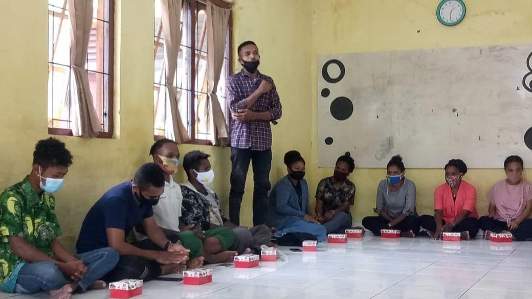 Dirjen Otda Kemendagri dan Stafsus Presiden Kunjungi Mahasiswa Asal Papua di Sumbar, Ini yang Disampaikan.