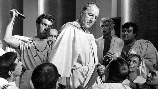 Top Five Deaths of Julius Caesar