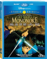 Blu-ray Review - Princess Mononoke