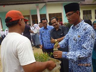 KUPT Bandar Pulau Kasek SMP N 3 Aek Tarum