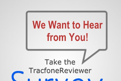 Tracfone Survey - Share Your Thoughts On Tracfone And The Blog