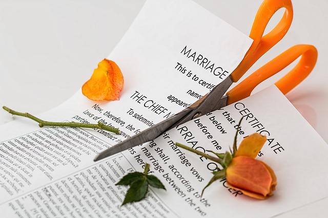 requisitos para divorciarse