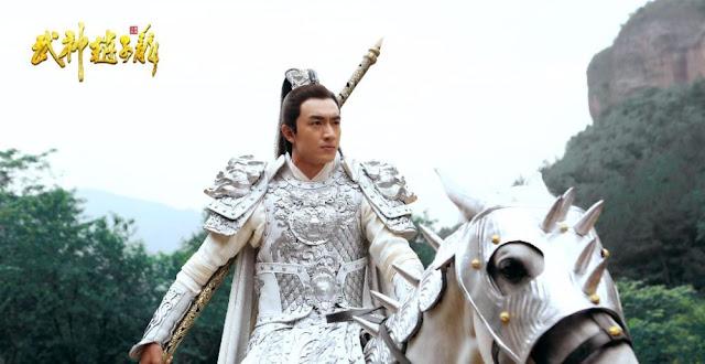 จูล่ง เทพแห่งการต่อสู้ (Chinese Hero Zhao Zi Long)