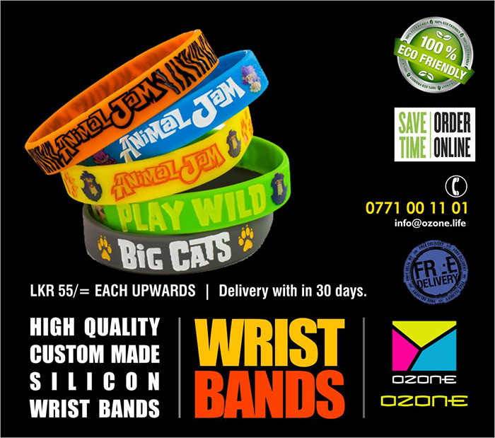 Ozone Branding | High Quality Custom Made Wrist Bands.