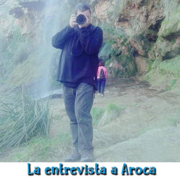 José Luis Aroca en la entrevista de Mini-Fu