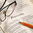 Bible Proverbs About Money (Part 1).