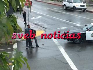 Balacera en California EU deja tres Muertos