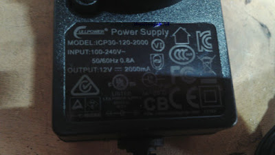 Adaptor harddisk docking orico transparan