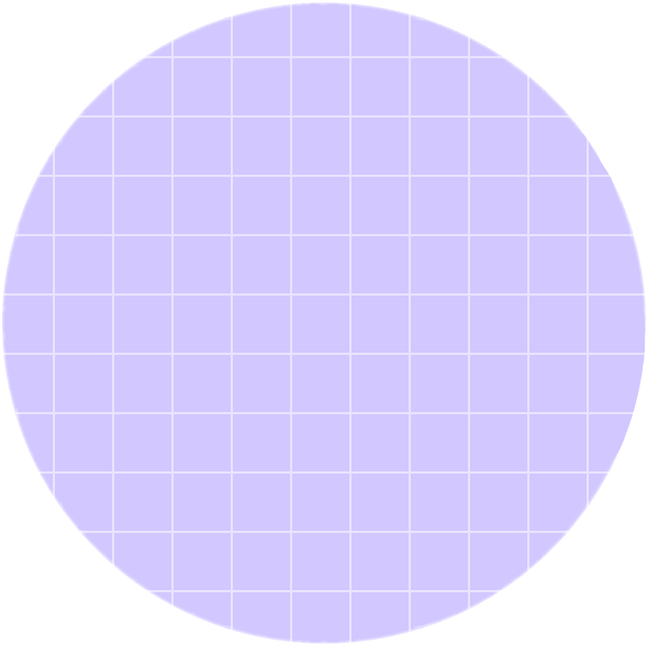 render circulo con cuadrados