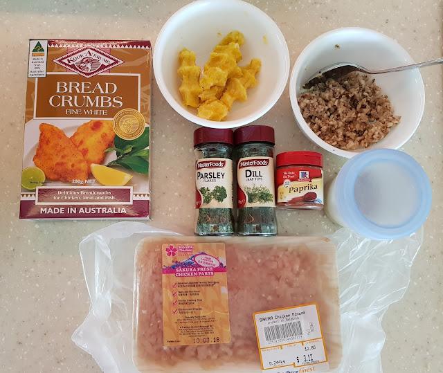 Eggless Bread Crumbs Cake Recipe