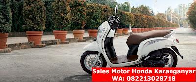 Dealer Resmi Motor Honda Karanganyar