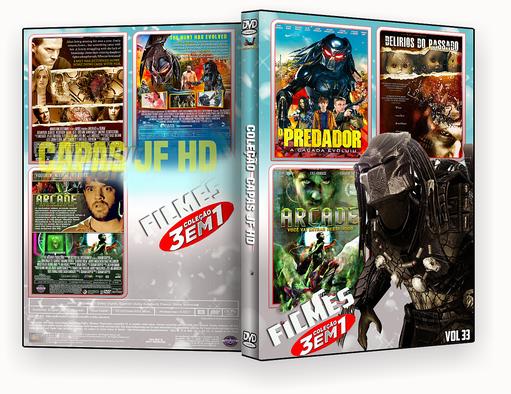 CAPA DVD – COLEÇÃO FILMES 3X1 VOL 33 – ISO