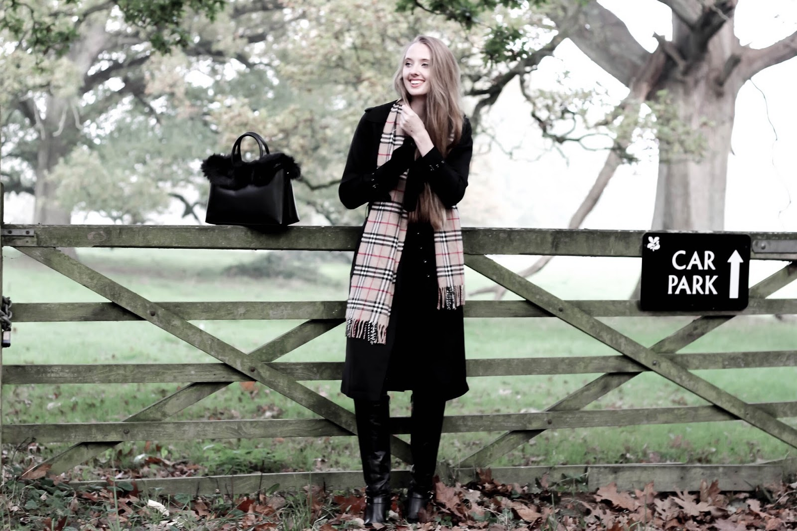 UK Fashion blogger Countryside Styling