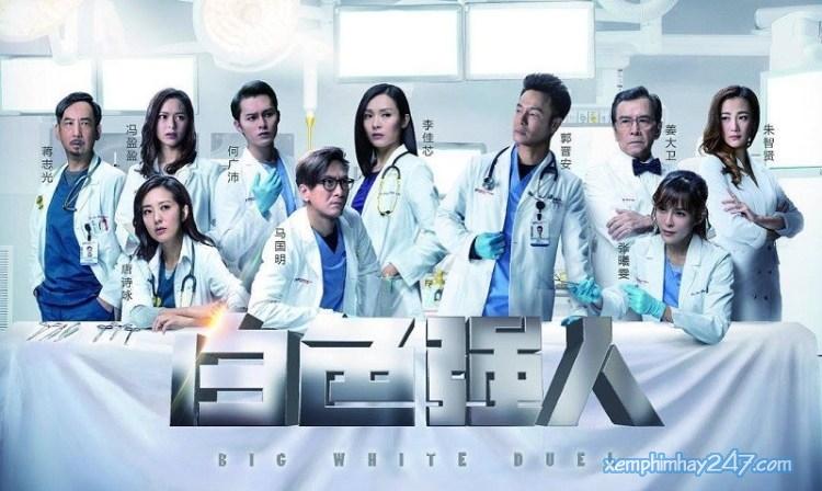 http://xemphimhay247.com - Xem phim hay 247 - Người Hùng Blouse Trắng (2019) - Big White Duel (2019)