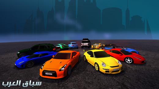 لعبة Arab Racing - سباق العرب للايفون