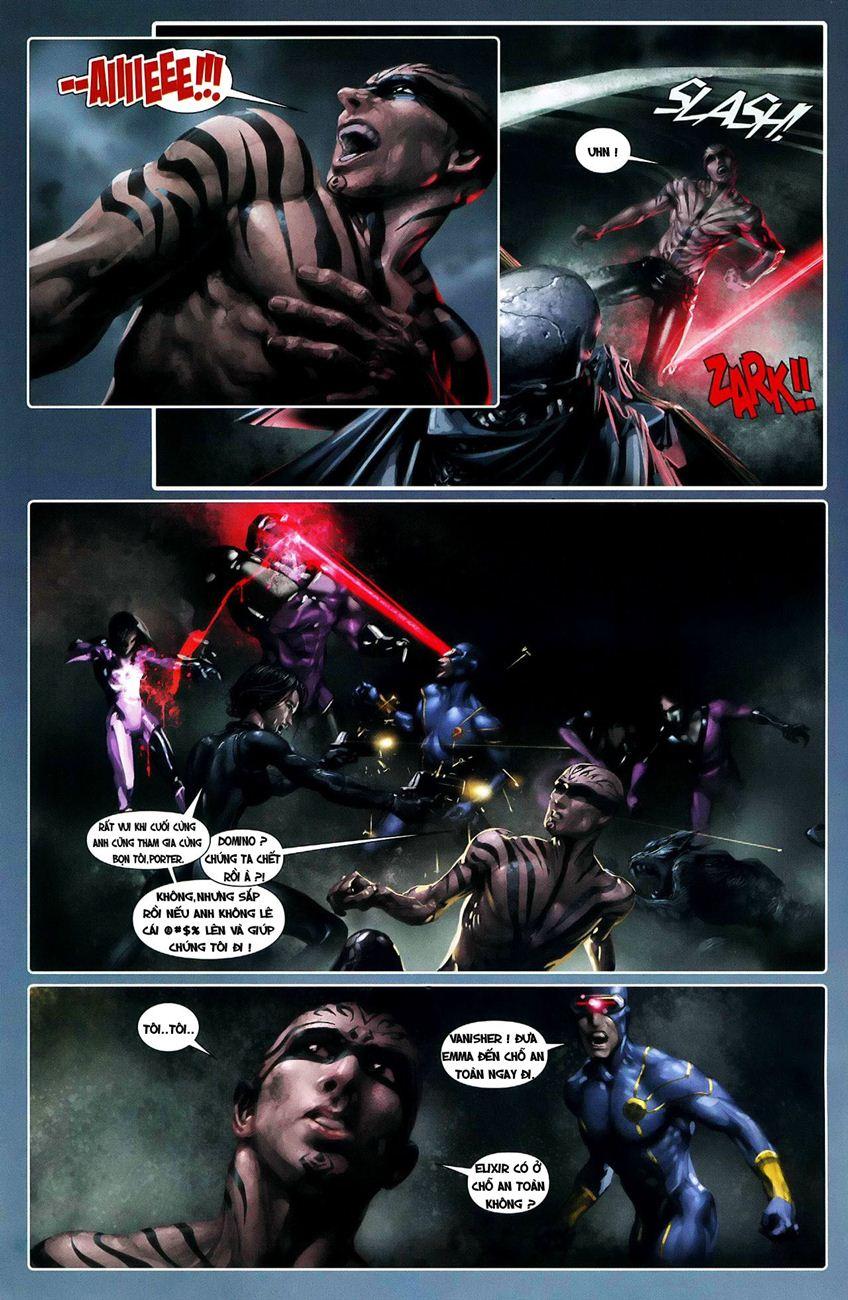 X-Men Necrosha chap 3 trang 5