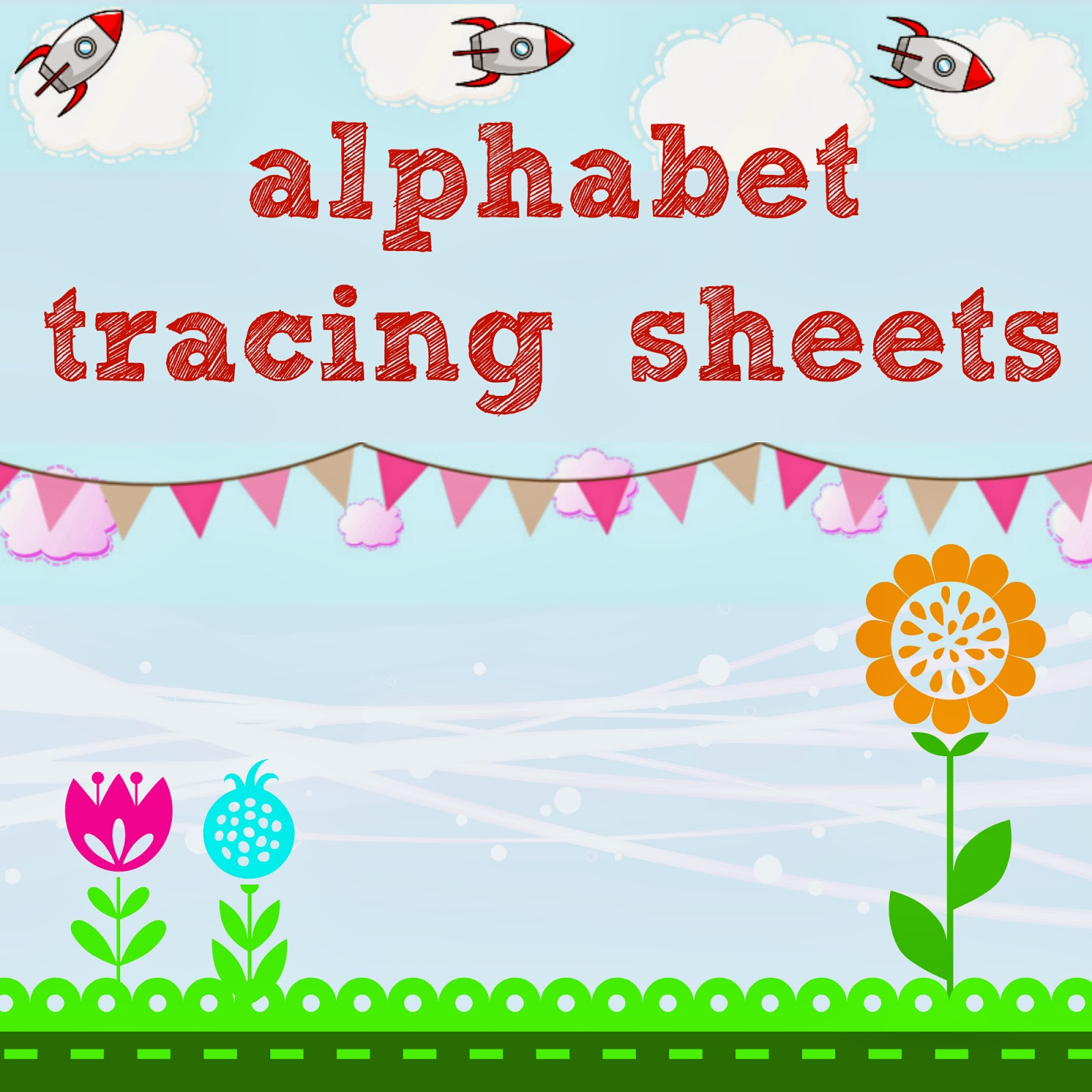 Printables Make Tracing Worksheets a muslim homeschool lets make some cute alphabet tracing worksheets worksheets