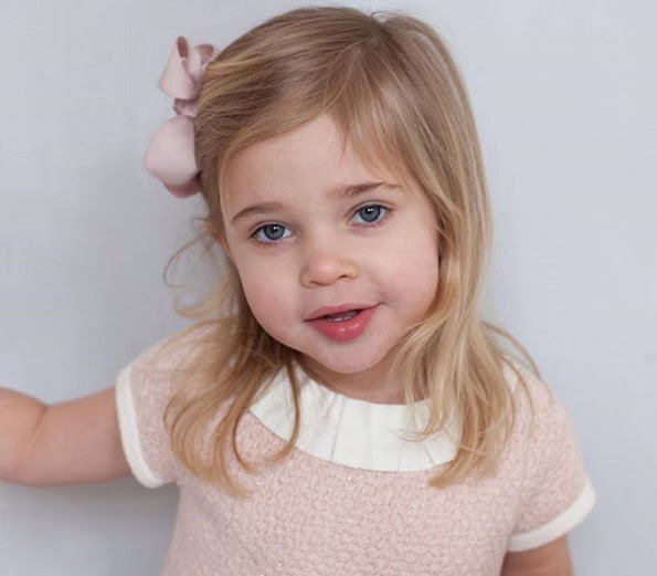 Daughter of Princess Madeleine and Christopher O'Neill, Princess Leonore of Sweden celebrates her 3rd birthday today