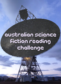 Australian Science Fiction Reading Challenge