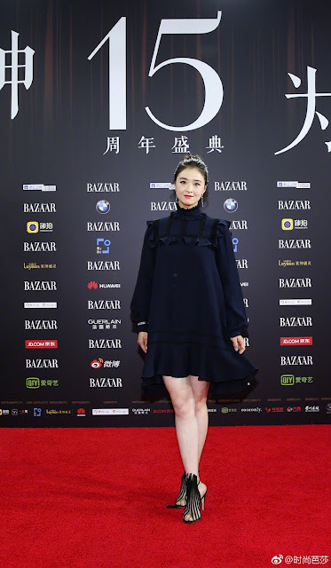 Jiang Xin Red Carpet