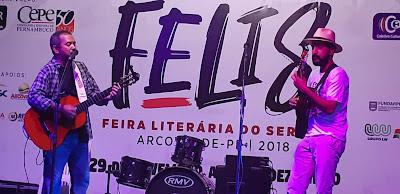 FELIS SEGUE COM PROGRAMAÇÃO INTENSA NESTA SEXTA-FEIRA