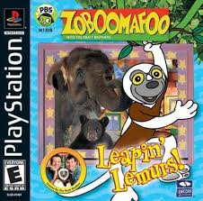 Zoboomafoo - Leapin Lemurs - PS1 - ISOs Download