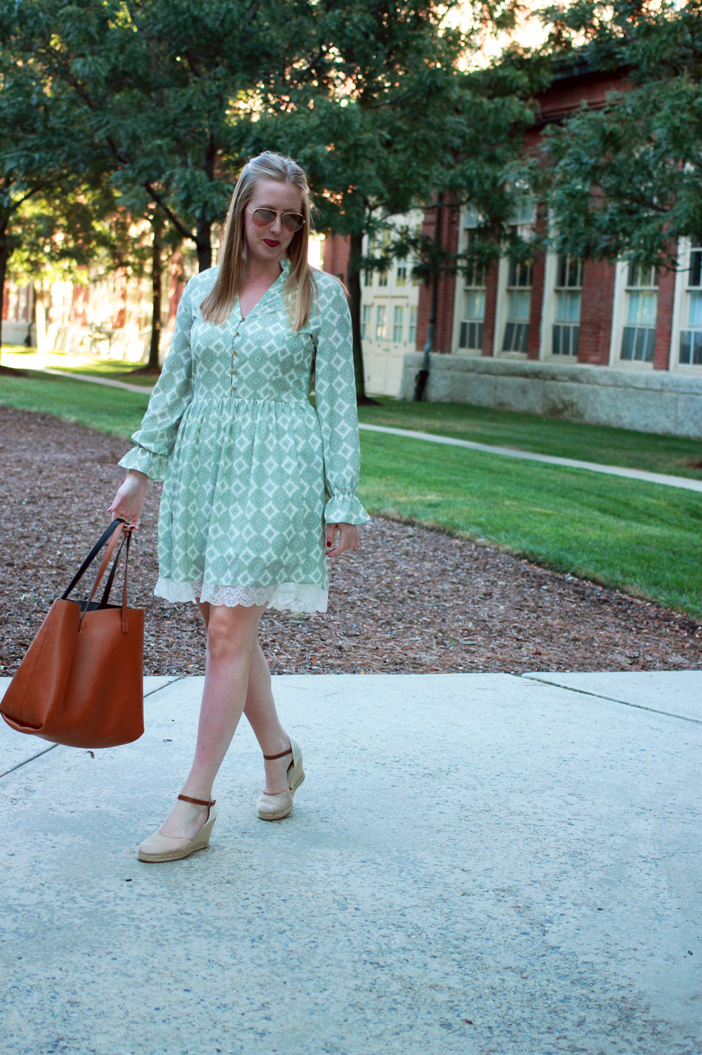 highline collective medallion peasant dress, peasant dress, boston style blogger, boston fashion blogger, boston blogger summer, lord and taylor dresses, highline collective dresses,