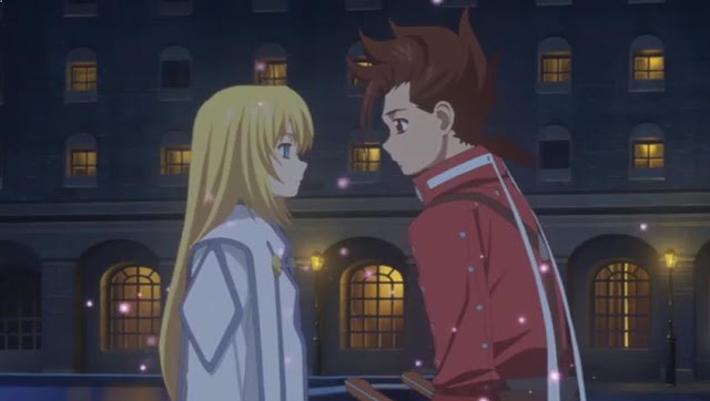 Tales of Symphonia: The Animation - Daftar Rekomendasi Anime Action Romance Terbaik