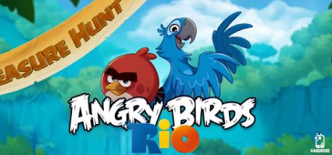 Angry Birds Rio v2.6.6 Apk Mod [Itens Ilimitadas / Desbloqueado]