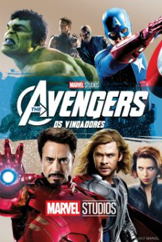 Os Vingadores: The Avengers 4K Torrent - BluRay 2160p Dual Áudio