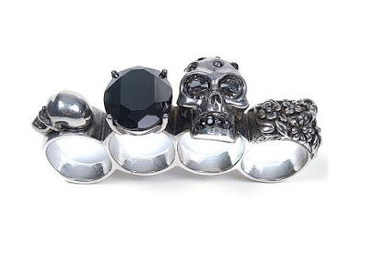 Creative and Cool Brass Knuckles Inspired Products (15) 12