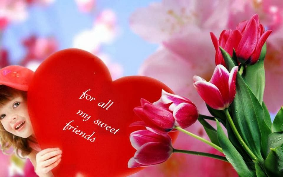 for all my sweet friends