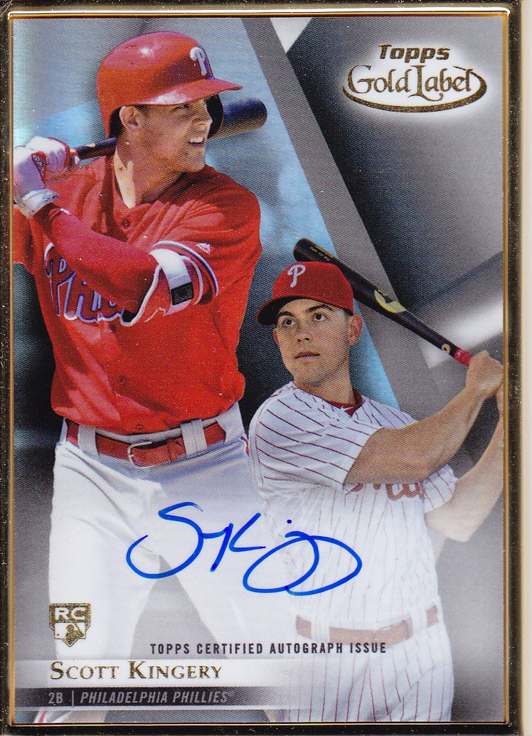 2018 Topps Gold Label Review And Box Break Topps Hits Gold With