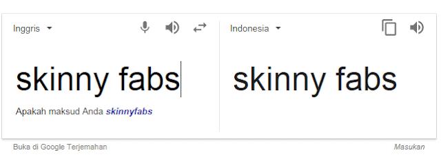 Siapa yang tak kenal dengan Skinnyfabs Profil, Biodata dan Biografi Andhika Wira a.k.a Skinnyfabs