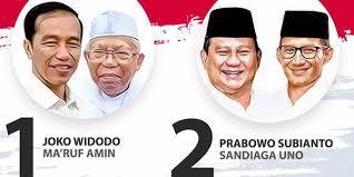Prabowo Ungguli Jokowi