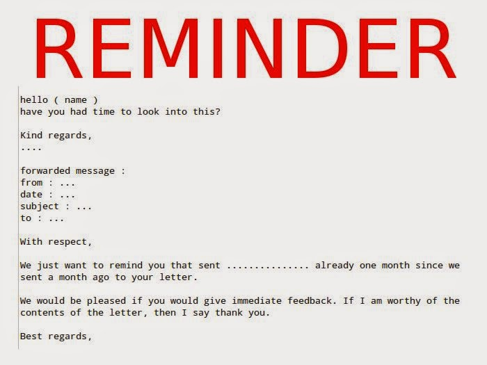 Reminder Email Template 13 amazing abandoned cart emails and what – Reminder Email