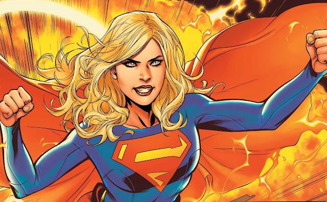 Ringkasan Komik Supergirl Rebirth #001 (2016) baca komik