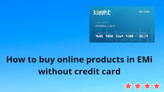 Kissht app review kissht app emi process  instant loan approval insurance