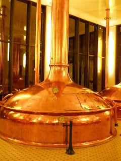 visitas a la antigua fábrica de cervezas damm