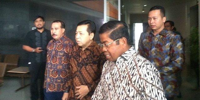 Hari ini KPK Jadwalkan Pemeriksaan Setya Novanto