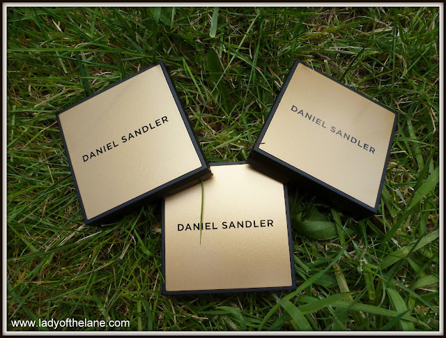 Daniel Sandler Eye Shadow Quads