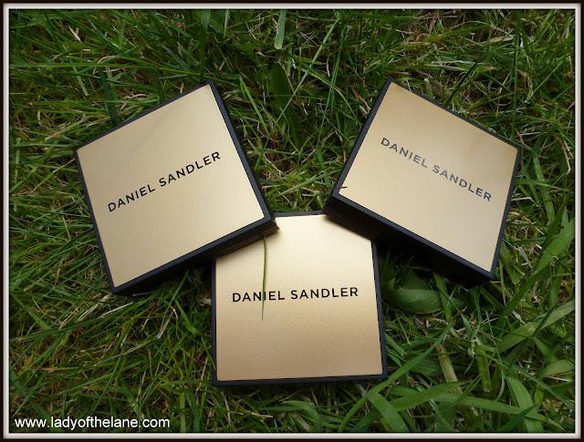Daniel Sandler Eye Shadow Quads