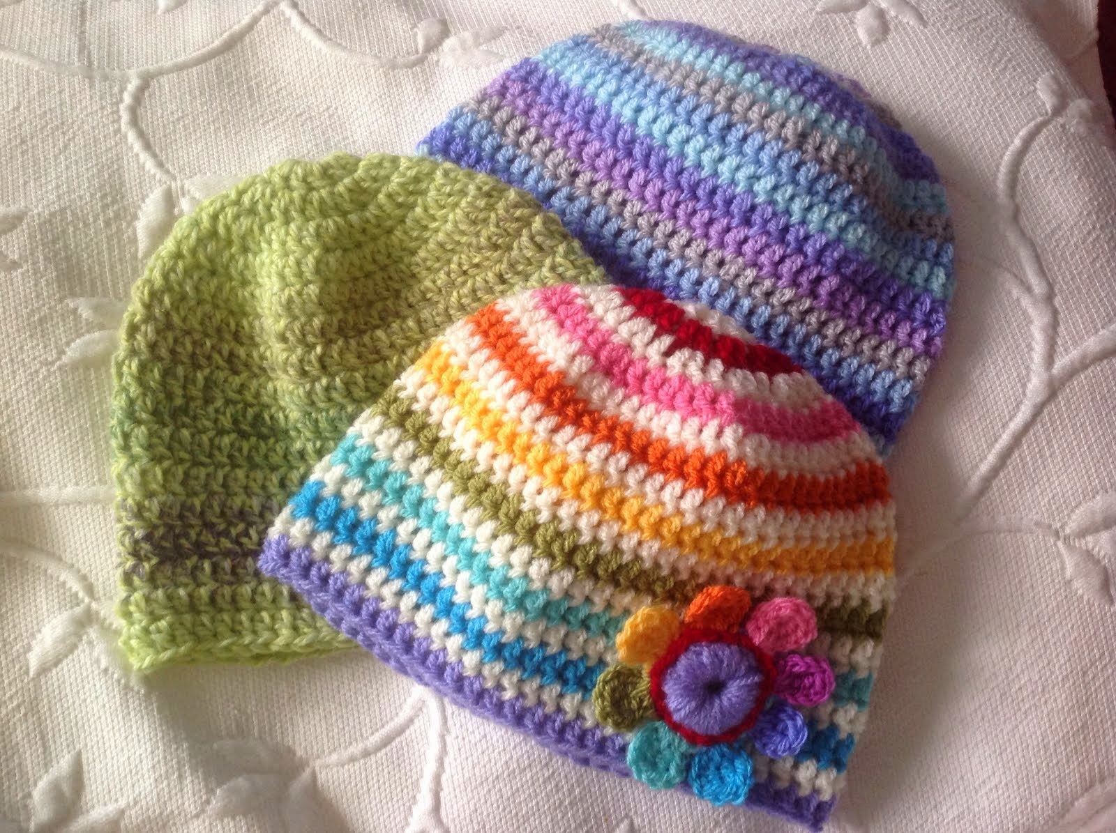 Simple Baby Hat